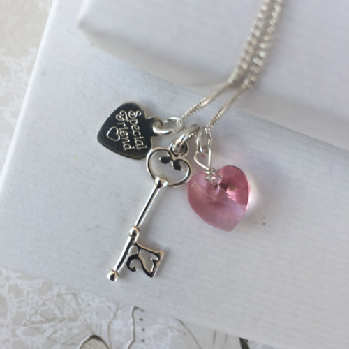 21st birthday jewellery gift for a Goddaughter